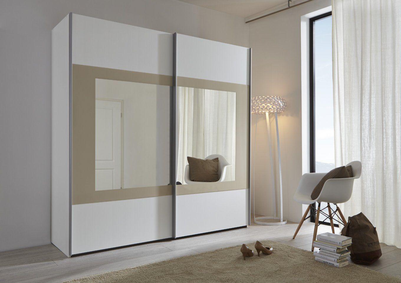 Kleiderschrank Weiß Schwarz Mit Spiegel  Gispatcher von Kleiderschrank Weiß Lila Mit Spiegel Bild