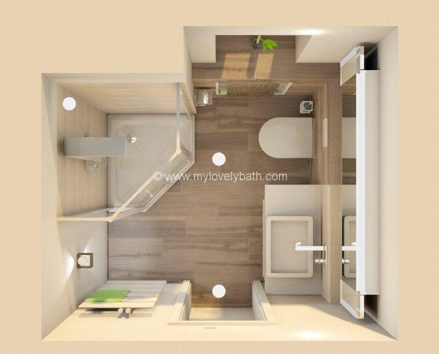Kleine Bäder Planen von Möbel Für Kleine Bäder Bild