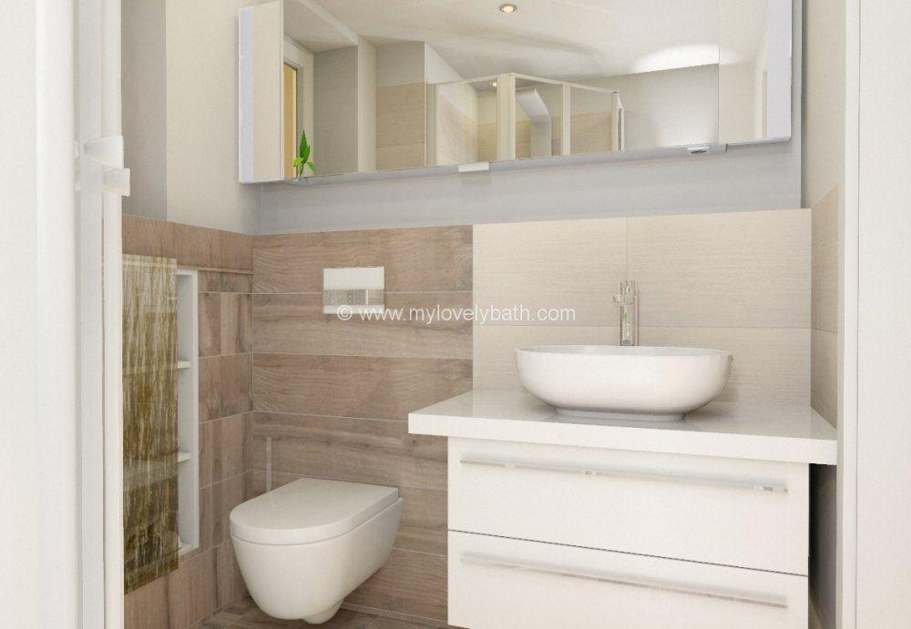 Kleine Badezimmer 4 Qm  Design von Badezimmer 4 Qm Ideen Photo