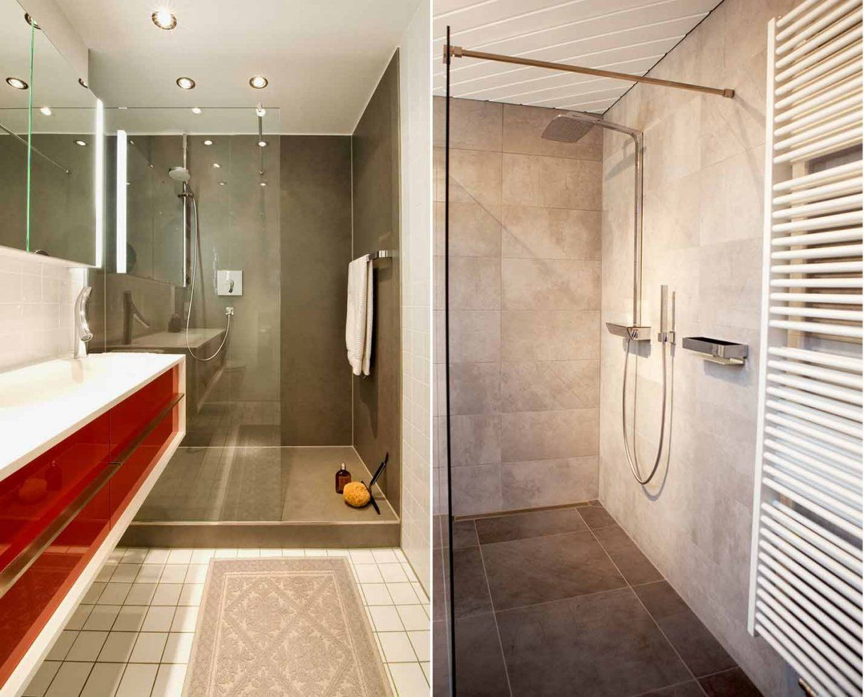 Kleines bad mit dusche gestalten haus design ideen - Tipps fur kleine badezimmer ...