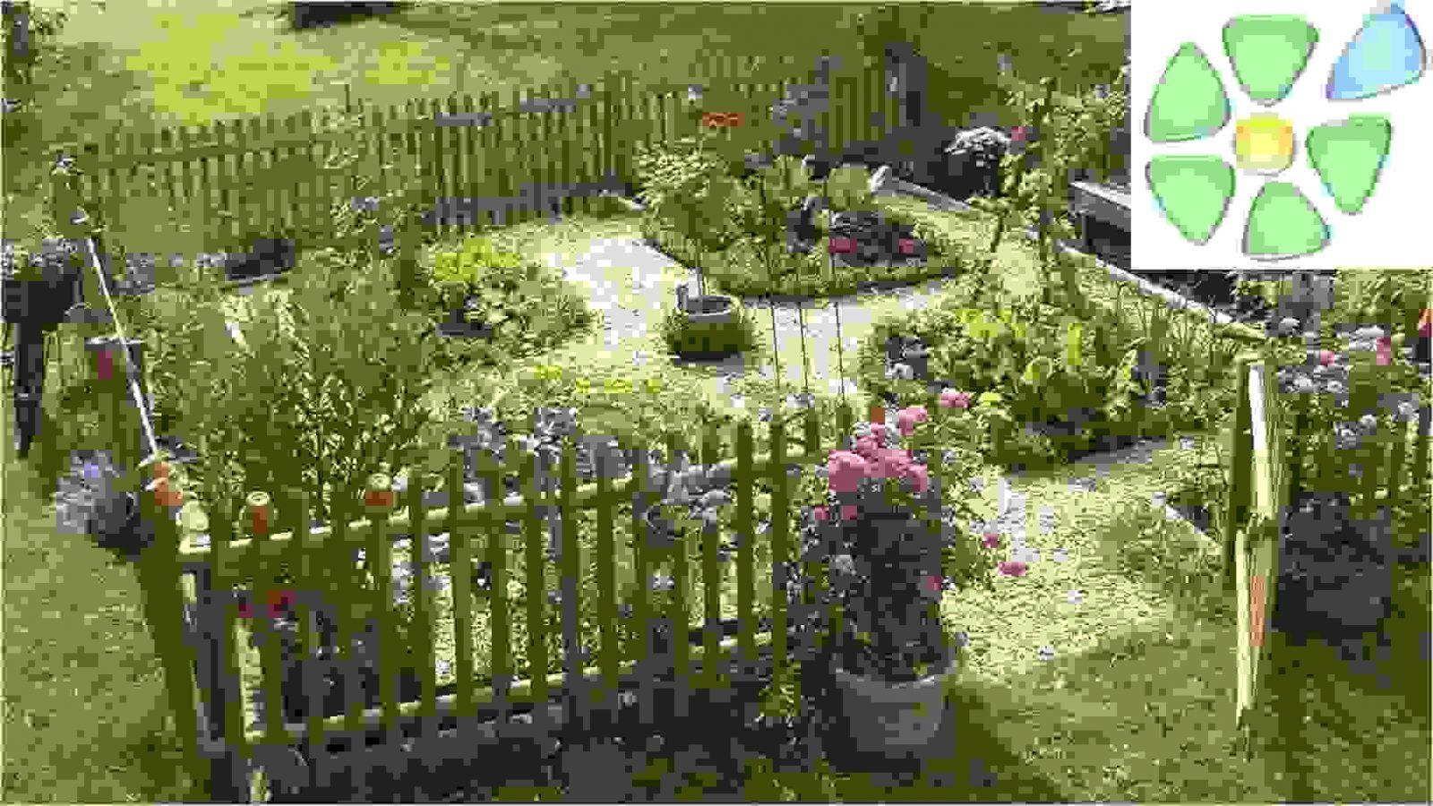 Kleine Gärten Anlegen Bilder Kleine G Rten Gestalten 10 Tipps Und von Naturgarten Anlegen Bepflanzen Gestalten Bild