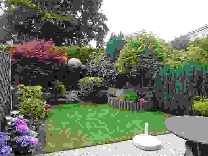 Kleine Garten Gestalten Praktische Losungen Auch Fur Den Ist Das von Kleine Gärten Gestalten Praktische Lösungen Bild
