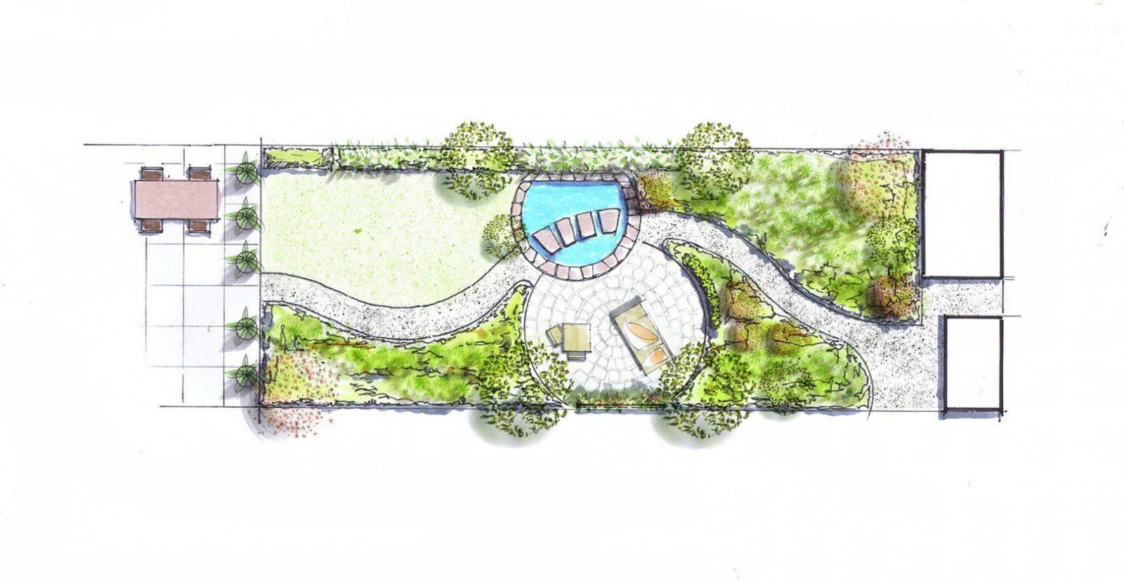 Kleine Gärten  Ideen Für Den Garten  Callwey Gartenbuch von Ideen Für Kleine Reihenhausgärten Bild