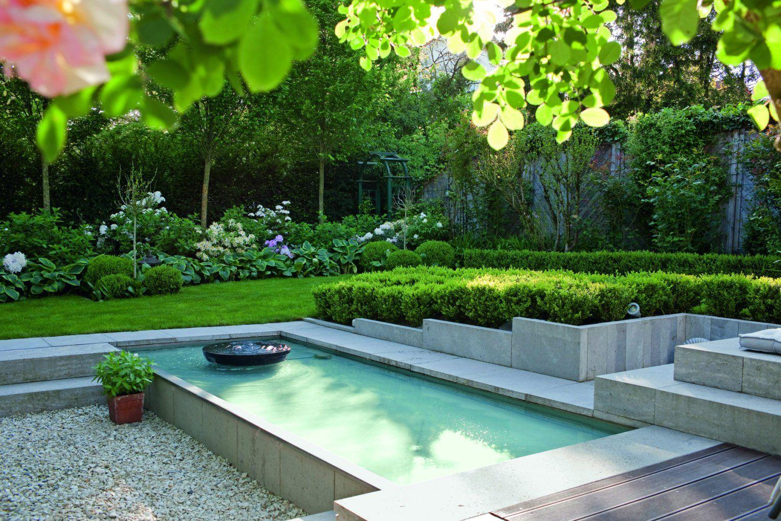 Kleine Gärten  Ideen Für Den Garten  Callwey Gartenbuch von Kleine Gärten Gestalten Bilder Bild