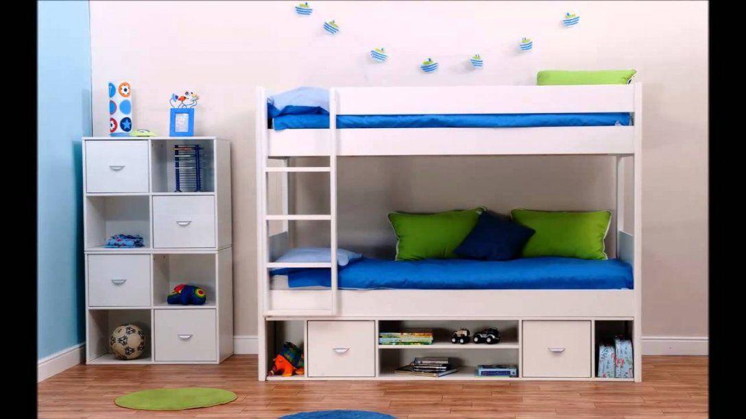 Kleine Kinderzimmer Für Jungen Youtube Von Kleines Kinderzimmer Für Zwei  Einrichten Bild