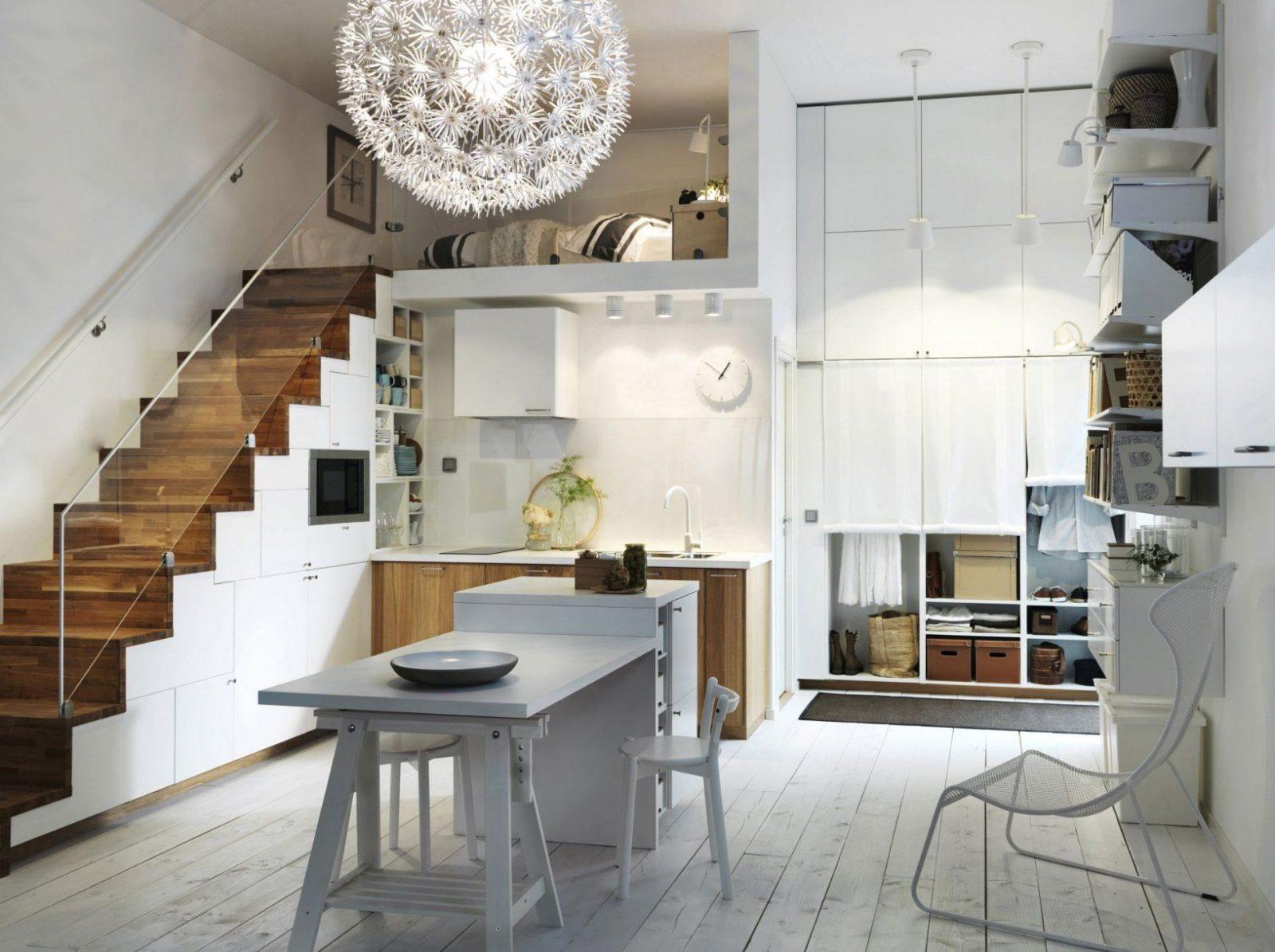 Kleine Küche Ganz Groß  Tipps Für Mehr Platz Auf Kleinem Raum von Kleine Wohnung Einrichten Tipps Photo