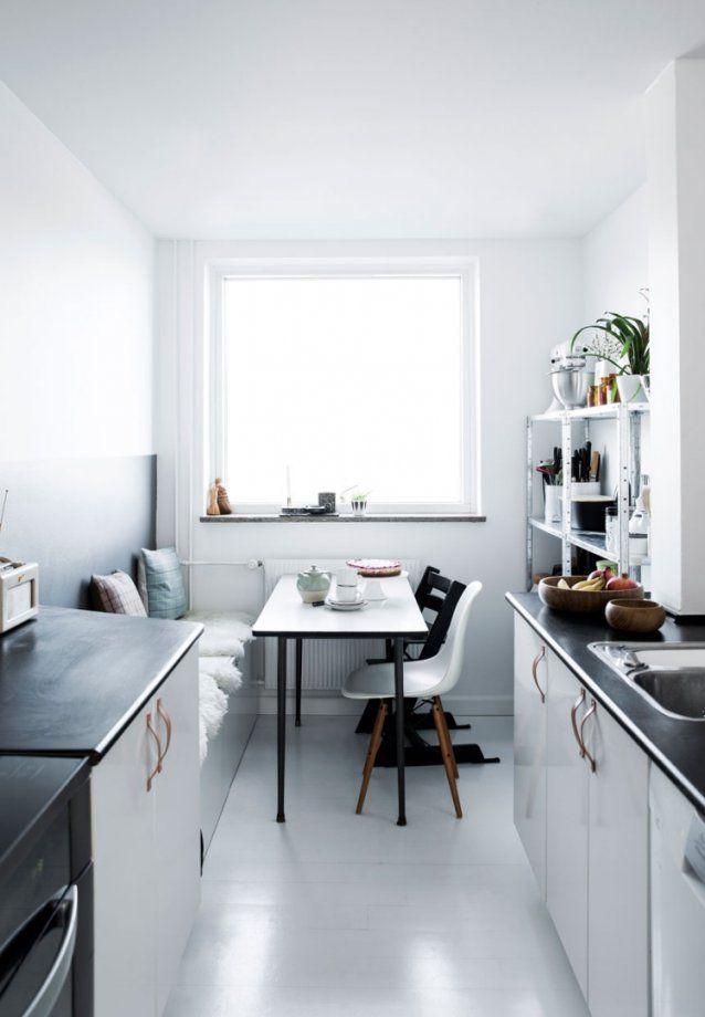 Kleine Küche Mit Essplatz Planen Und Gestalten  Inspirierende Ideen von Ideen Für Kleine Küchen Photo