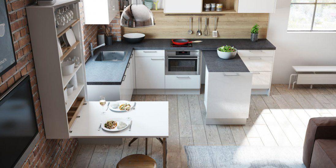 Kleine Küchen von Küchenlösungen Für Kleine Räume Bild