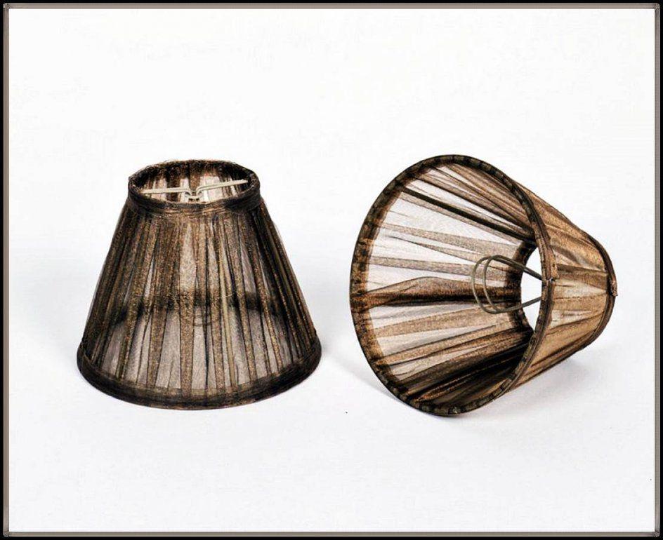 Kleine Lampenschirme Kronleuchter  Haus Referenz von Kleine Lampenschirme Zum Aufstecken Photo