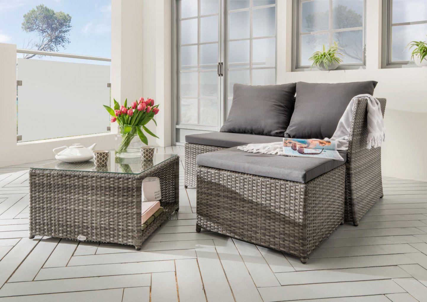 Kleine Loungegruppen Für Den Balkon  Haus & Garten Onlineshop von Loungemöbel Für Kleinen Balkon Photo