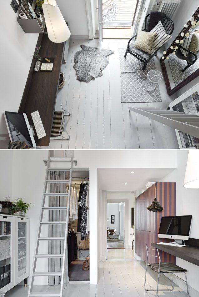 Kleine Wohnung Einrichten  30 Ideen Für Optimale Raumnutzung von Kleine Wohnung Einrichten Tipps Bild