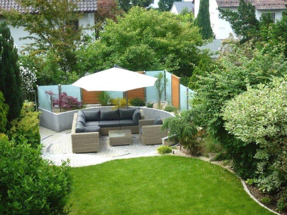 Kleine Gärten Modern Gestalten Schön Kleinen Garten Anlegen von ...