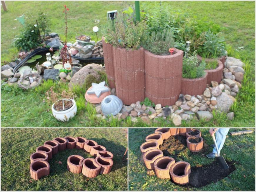 Kleinen Garten Mit Pflanzsteinen Gestalten – Localmenu von Garten Gestalten Mit Pflanzsteinen Photo