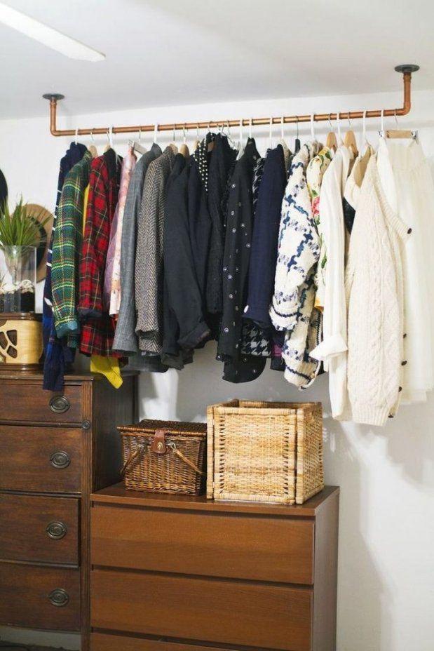 Kleiner Begehbarer Kleiderschrank Selber Bauen Design von Kleiner Begehbarer Kleiderschrank Selber Bauen Bild