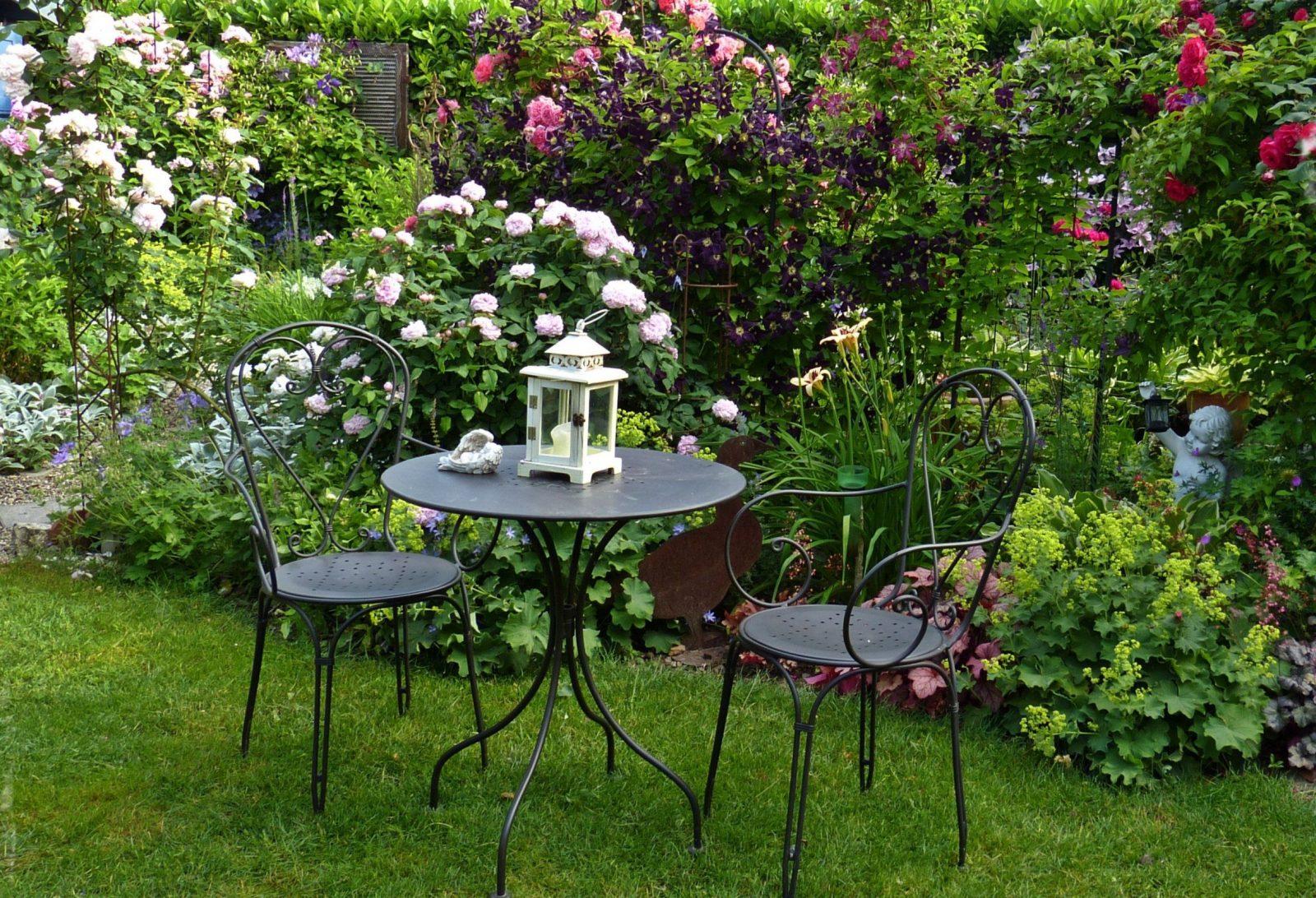 Kleiner Garten Unzählige Gestaltungsmöglichkeiten von Kleine Gärten Gestalten Bilder Bild