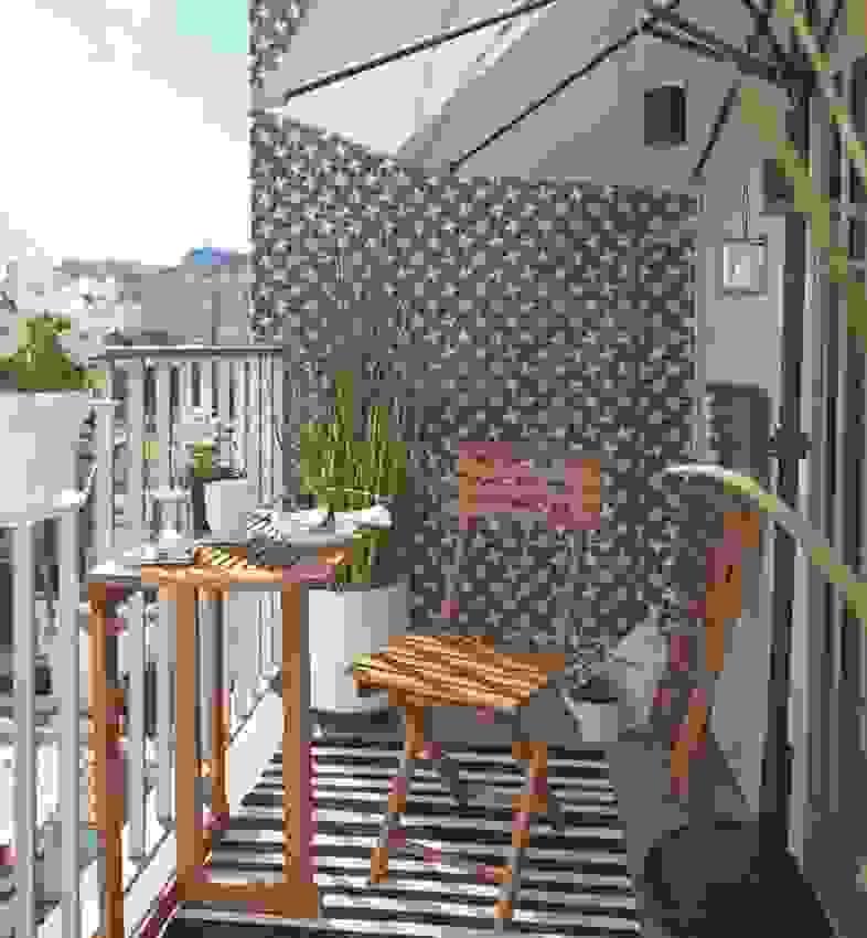 Kleiner Tisch Für Den Balkon Von Depot Ist Das Beste Von Planen Von von Tisch Für Kleinen Balkon Bild