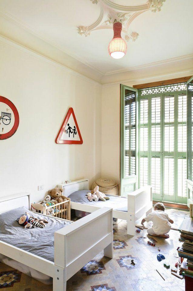 Kleines Kinderzimmer Für Zwei Gestalten Elegant Bemerkenswerte von Kleines Kinderzimmer Für 2 Bild