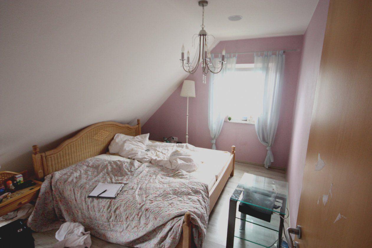 Gut ... Kleines Schlafzimmer Ideen Dachschrage Design Von Schlafzimmer Ideen  Schräge Wände Photo ...