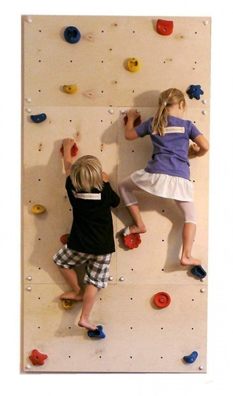 Kletterwand Für Kinderzimmer Gesucht Mit Diesen Tipp Klappt's von Kletterwand Kinderzimmer Selber Bauen Bild
