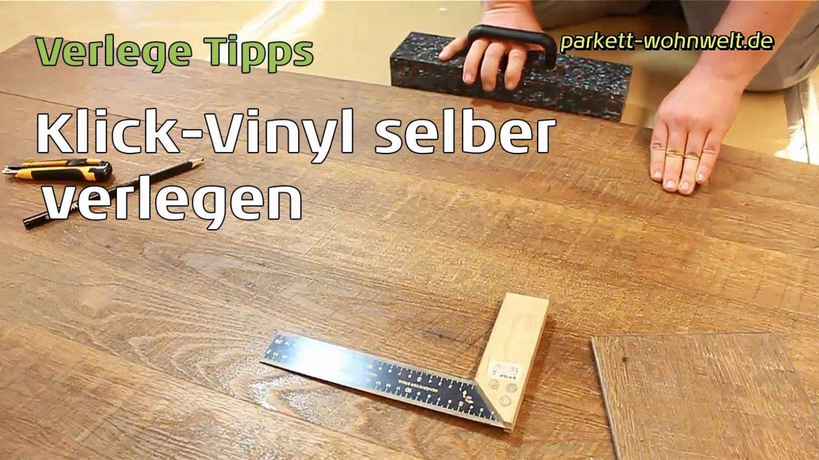 Klick Vinylboden Auf Fliesen Verlegen Neu Vinylboden Selber Verlegen von Klick Vinyl Auf Fliesen Verlegen Bild