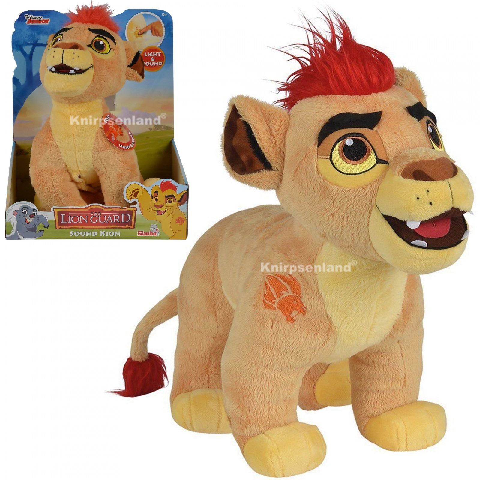 Knirpsenland Babyartikel  Disney Action Kion Garde Der Löwen von Garde Der Löwen Bettwäsche Bild