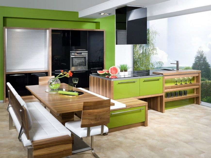 Kochinsel Mit Integriertem Esstisch Erstaunlich Bank Für Küche Das Von Küche  Mit Integriertem Esstisch Photo