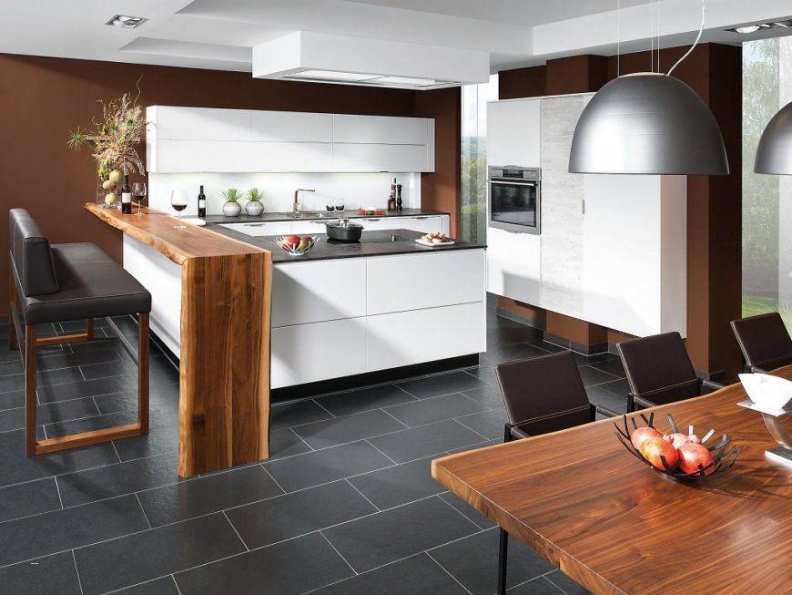 Kochinsel Mit Integriertem Esstisch Luxus Inselküche  Küchen von Küche Mit Integriertem Essplatz Bild