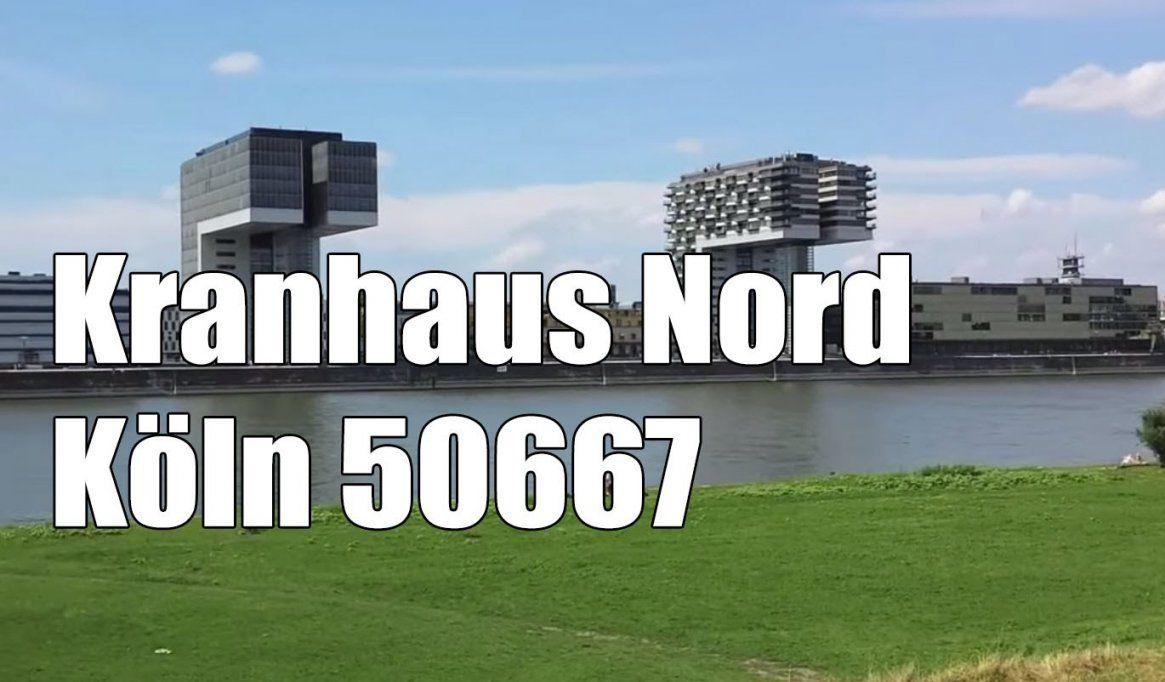 Köln 50667 Kranhaus Adresse Wohnung Von Max  Youtube von Kranhaus Köln Wohnung Kaufen Photo