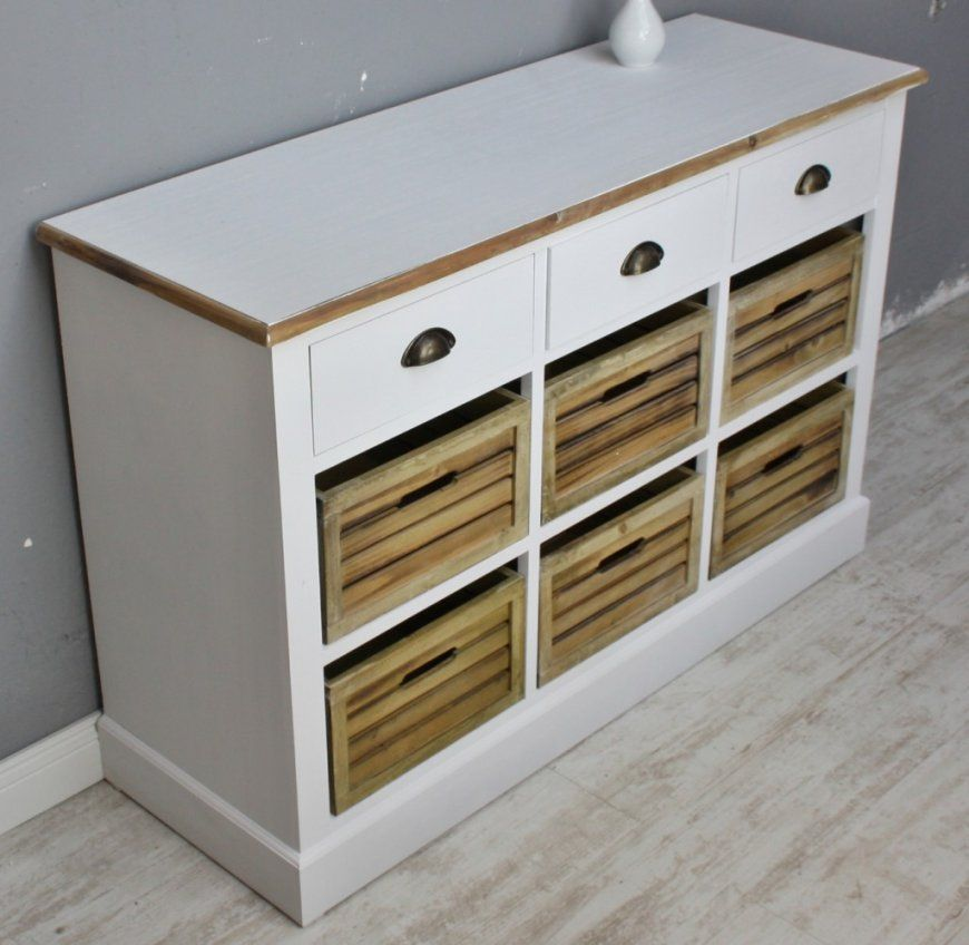 kommode wei mit k rben haus design ideen. Black Bedroom Furniture Sets. Home Design Ideas