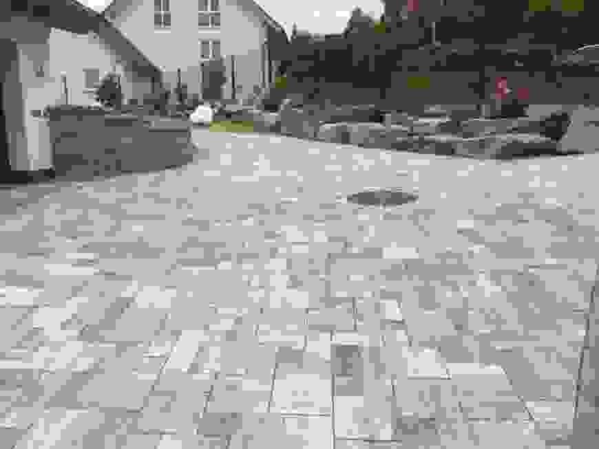 Kosten Terrasse Pflastern Verzaubernd Gartenwege Pflaster Steine von Was Kostet 1M2 Pflastern Bild