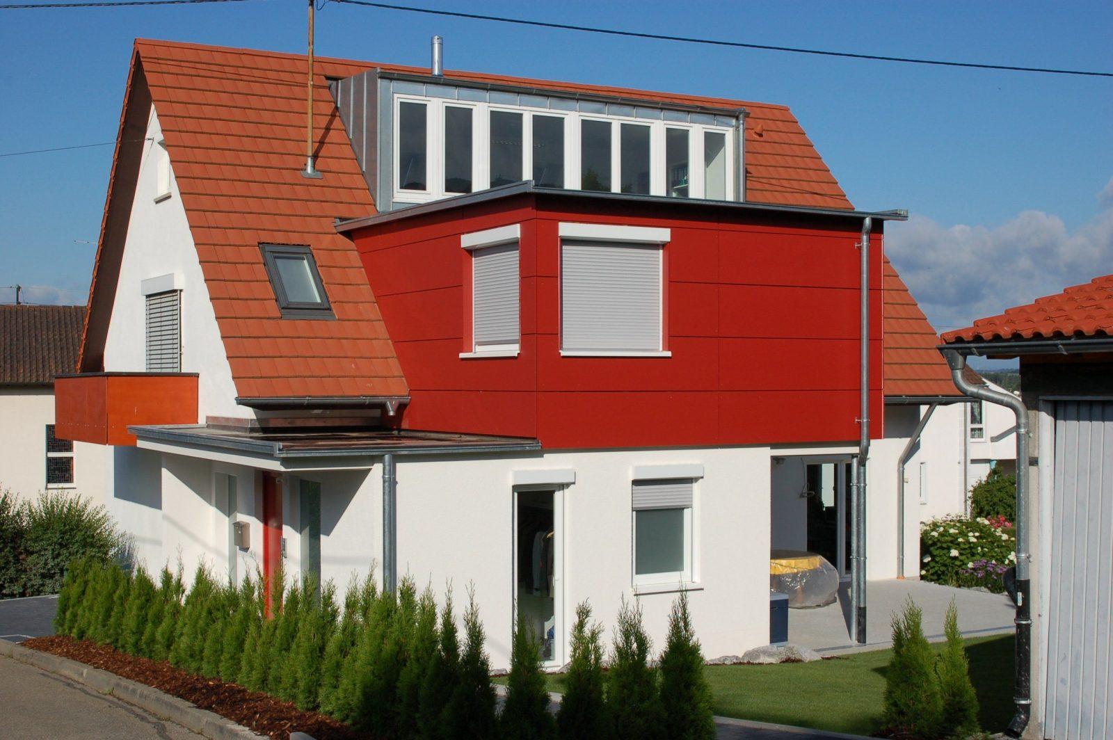 Kostenloser Energiecheck Bei Holzbau Hauser Gmbh + Co Kg  78549 von Haus Aufstocken Vorher Nachher Bild