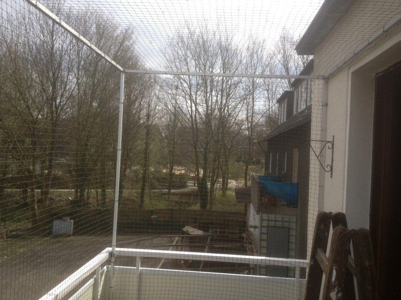 Sichtschutz Balkon Ohne Bohren