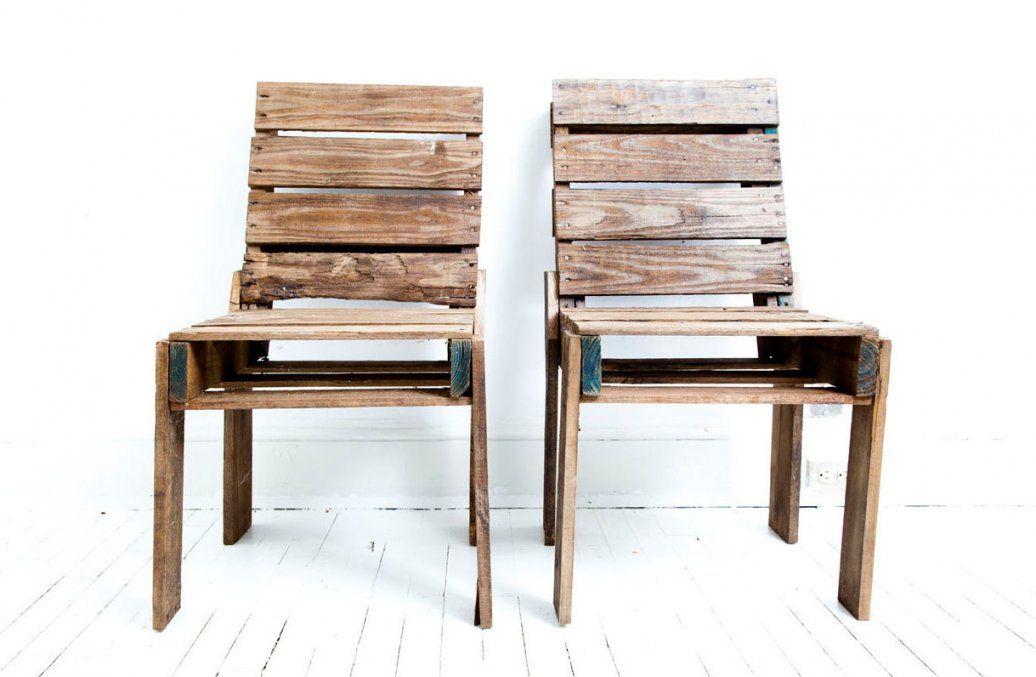 Kreative Palettenmöbel  Selbstgebaute Stühle Und Sessel Aus von Sessel Aus Europaletten Bauen Photo