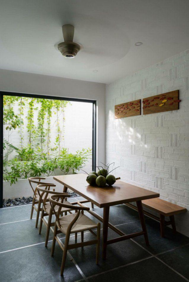 Kreative Wandgestaltung Mit Farbe Und Muster Für Attraktive Texturen von Kreative Wandgestaltung Mit Fotos Bild