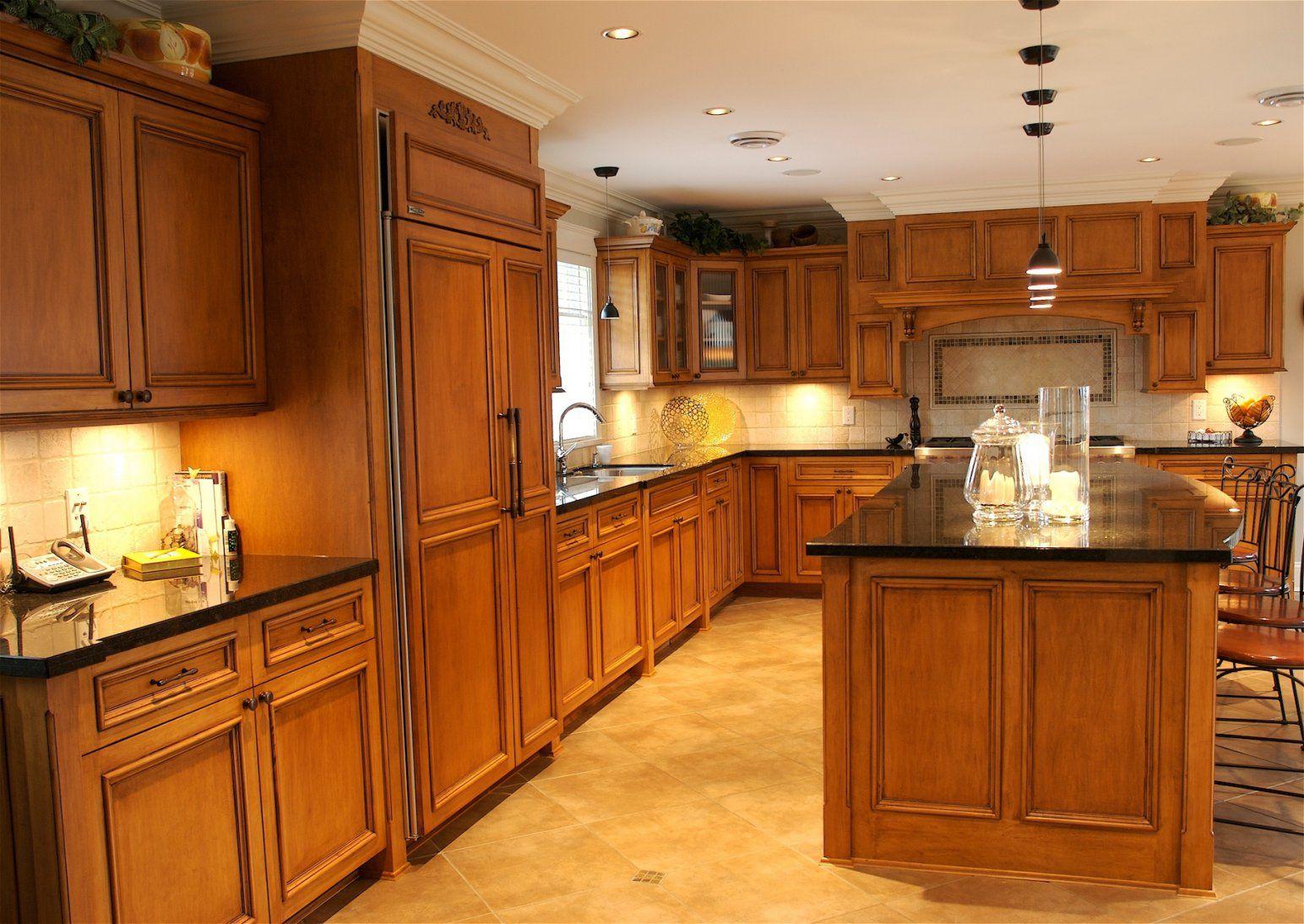 Küche Eiche Rustikal Aufpeppen von Küche Eiche Rustikal Aufpeppen Bild