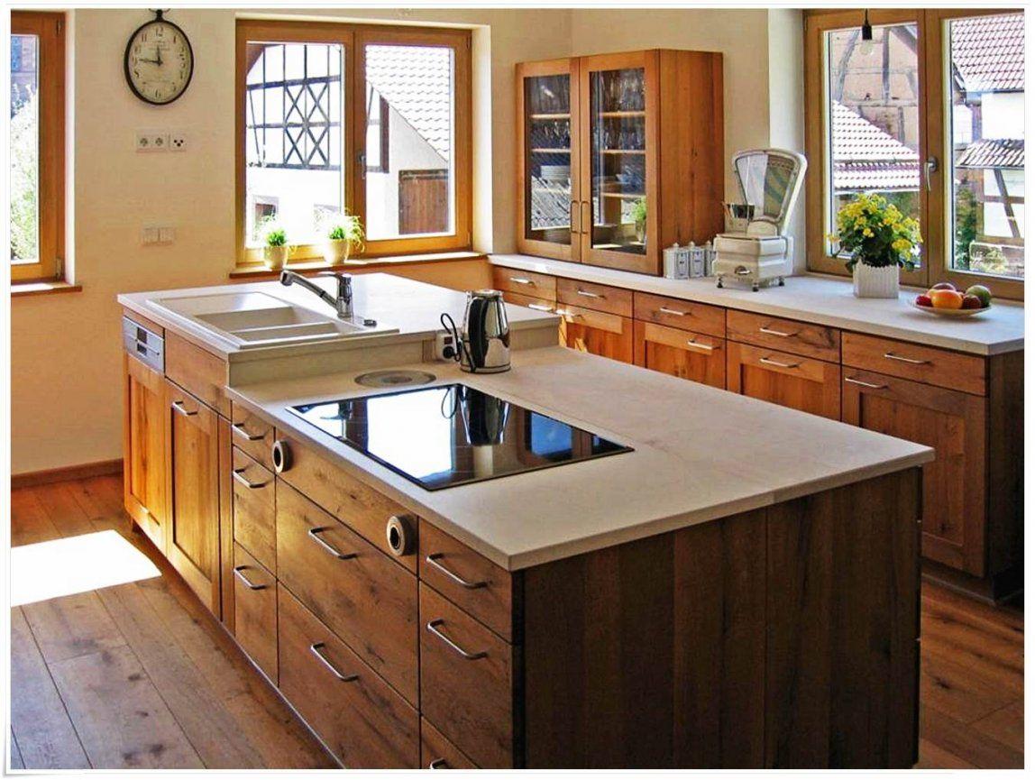 Küche Eiche Rustikal Modern  Home Referenz von Küche Eiche Rustikal Modernisieren Bild