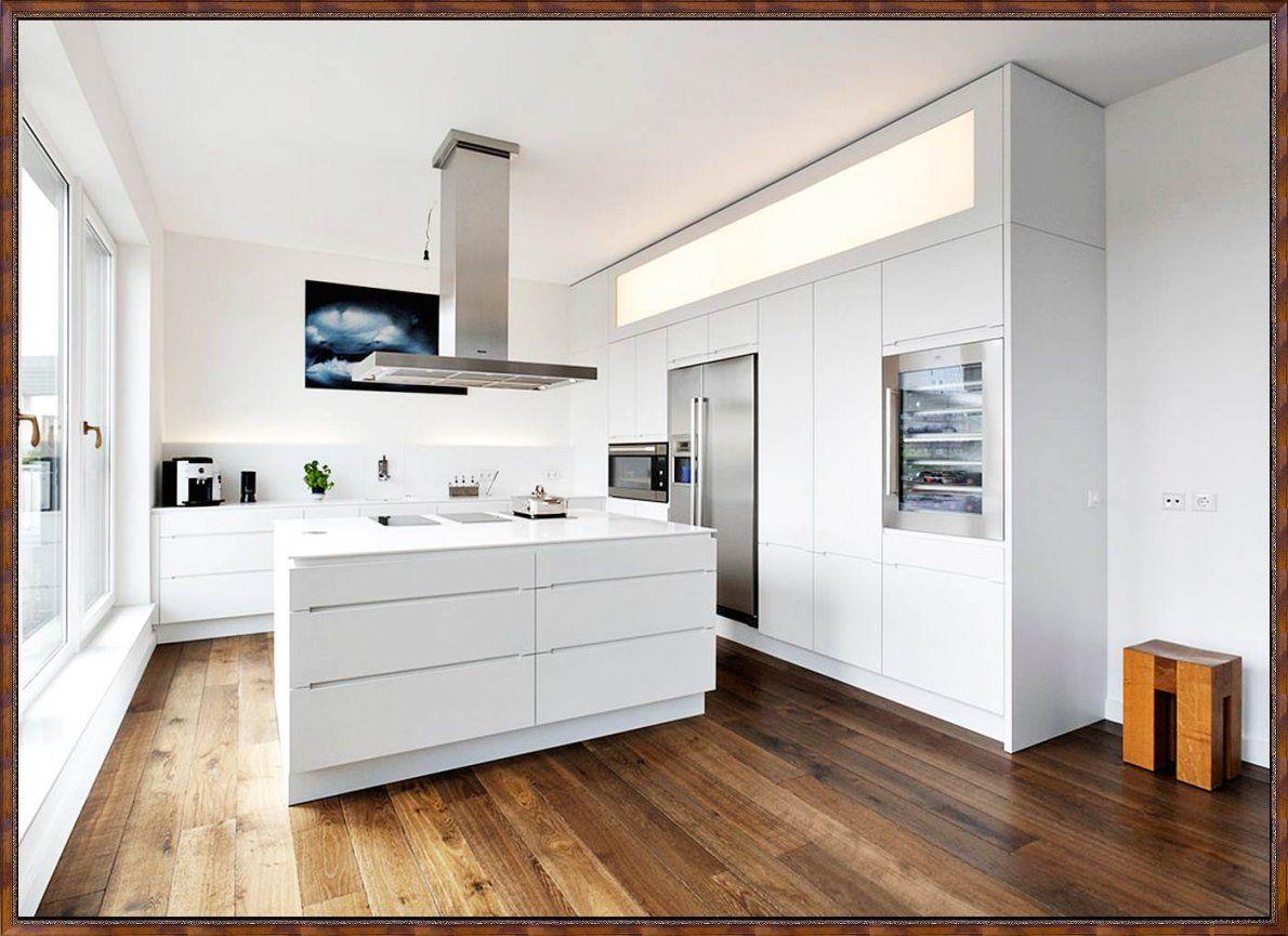 Küche Küche Ohne Oberschränke Küche Ohne Hängeschränke Modern von Beleuchtung Küche Ohne Oberschränke Bild