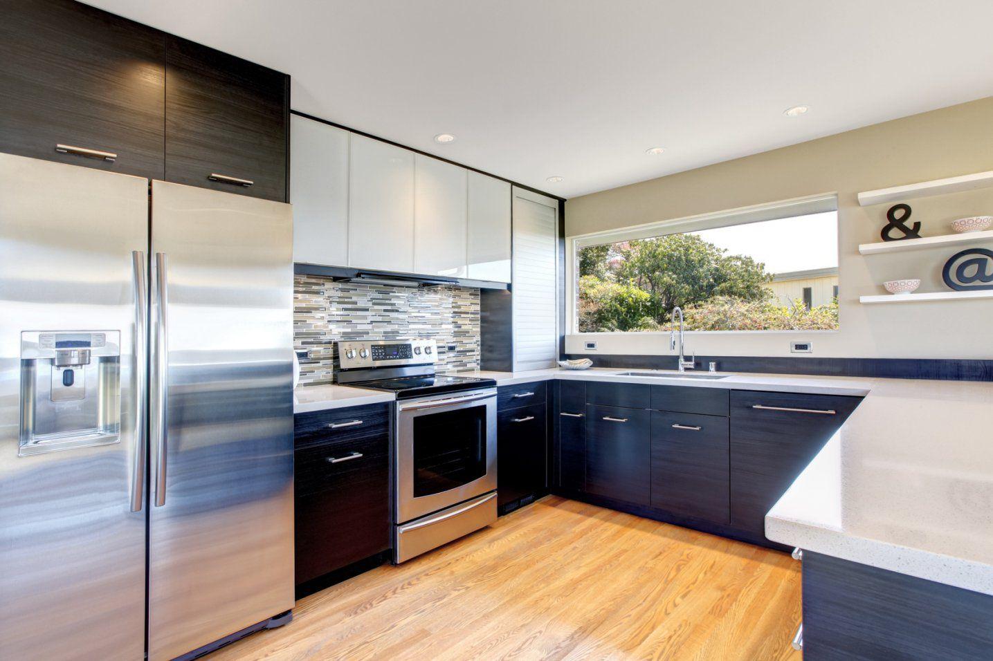 Küche Ohne Hängeschränke  Uruenavilladellibro von Beleuchtung Küche Ohne Oberschränke Photo