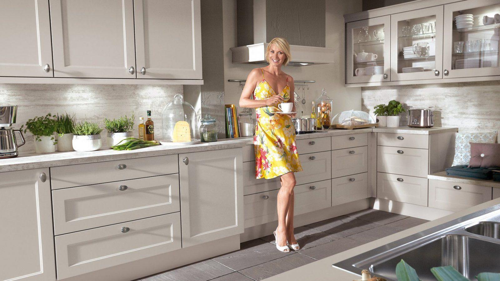 Küche Retro Stil von Küchen Im Vintage Stil Bild : Haus Design Ideen