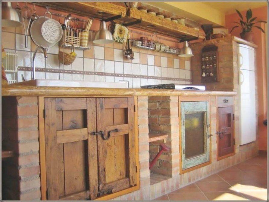 Küche Selbst Bauen von Rustikale Küche Selber Bauen Photo