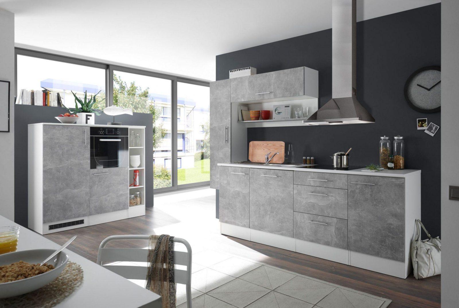 Küche Turn Küchenblock Küchenzeile 260Cm Einbauküche Miniküche von Küchenzeile 260 Cm Mit Elektrogeräten Photo