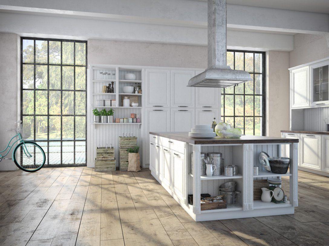 Küche Und Bad Im Partnerlook Eingerichtet von Küchen Im Vintage Stil Bild