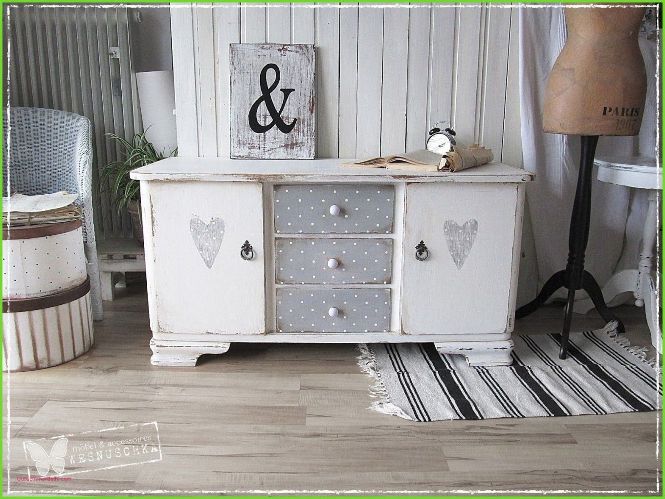 k che vintage look einzigartig 100 shabby chic deko selber. Black Bedroom Furniture Sets. Home Design Ideas