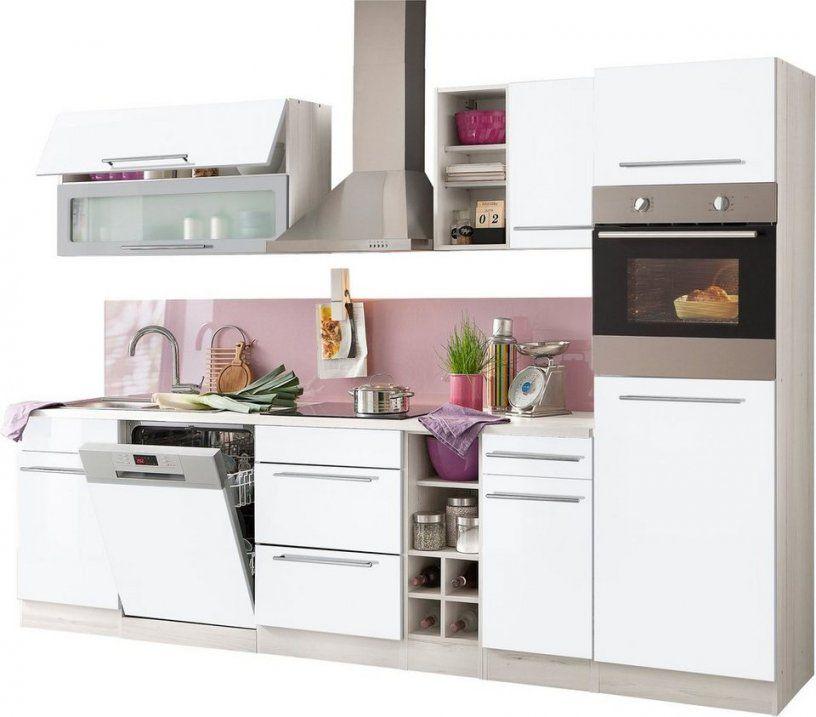 Küchen Küchenblock Ohne Kühlschrank  Modernes Innenarchitektur Und von Küchenblock 260 Cm Mit Elektrogeräten Bild