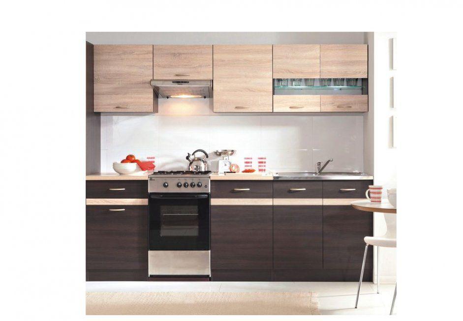 Küchen Küchenzeile 230 Cm  Modernes Innenarchitektur Und von Küchenzeile 230 Cm Breit Bild