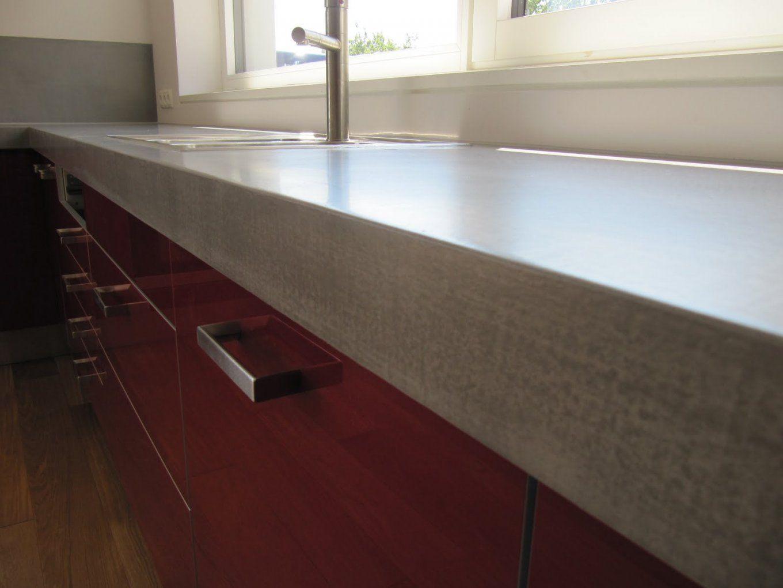 Küchenarbeitsplatte Aus Beton  Imagenesdesalud von Arbeitsplatte Aus Beton Selber Machen Bild