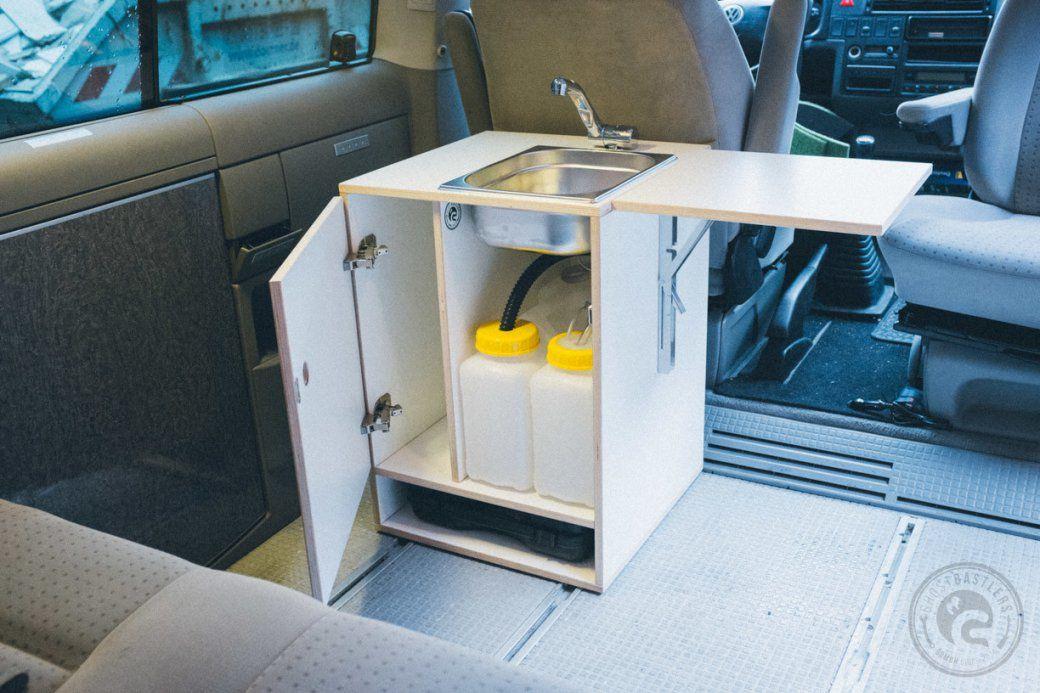 Küchenblock Wohnmobil Selber Bauen Möbel von Camping Möbel Selber Bauen Bild