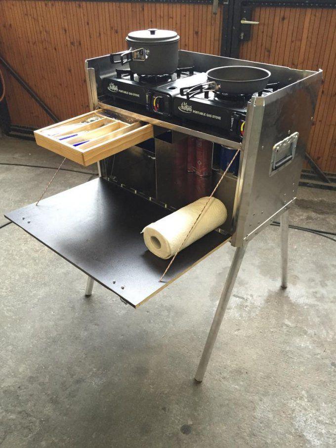 Küchenblock Wohnmobil Selber Bauen Möbel von Camping Möbel Selber Bauen Photo