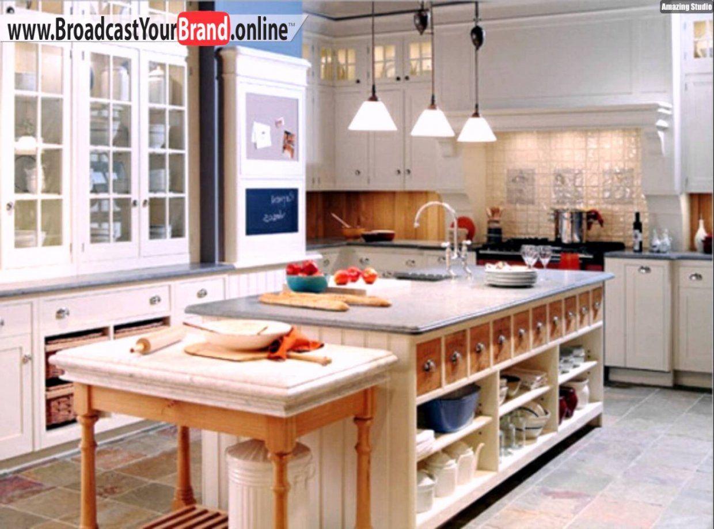 Kücheninsel Unterschrank Stauraum Ideen  Youtube von Kücheninsel Mit Theke Selber Bauen Bild