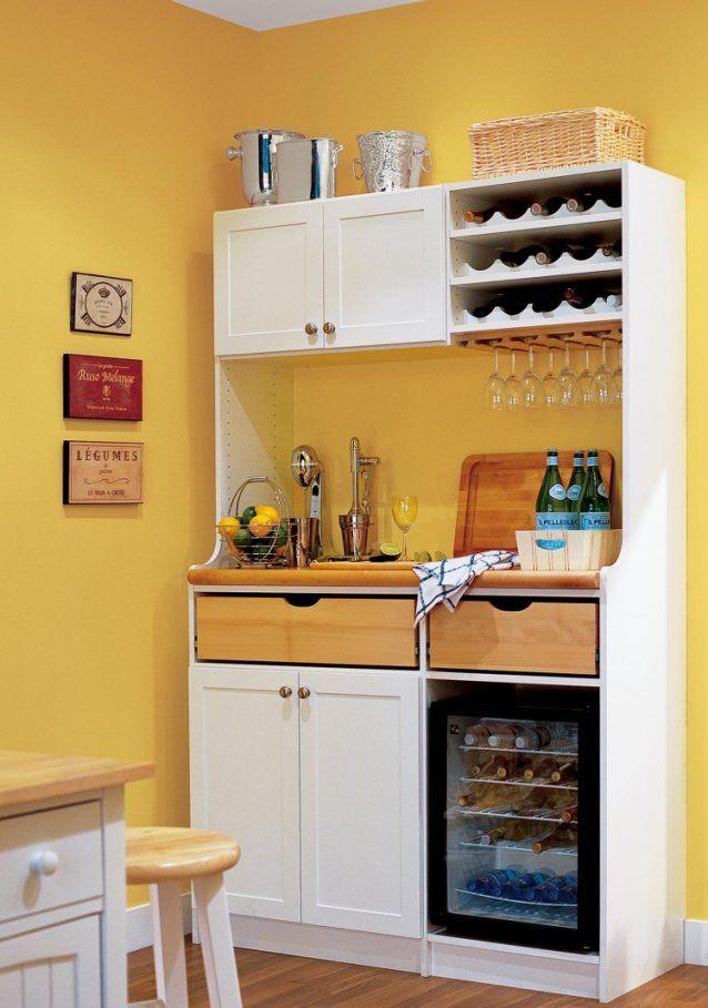 Küchenlösungen Für Kleine Küche – Wie Wird Wenig Platz Optimal ...